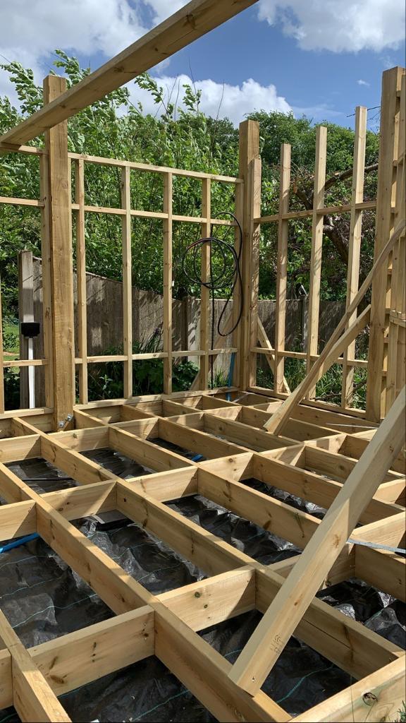 summerhouse structure